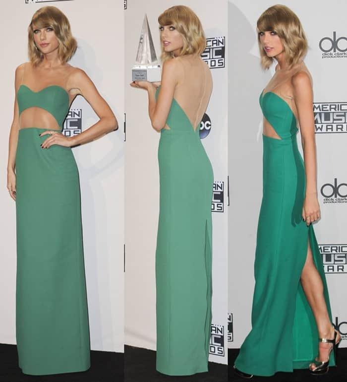 AMAs 2014 Taylor Swift4