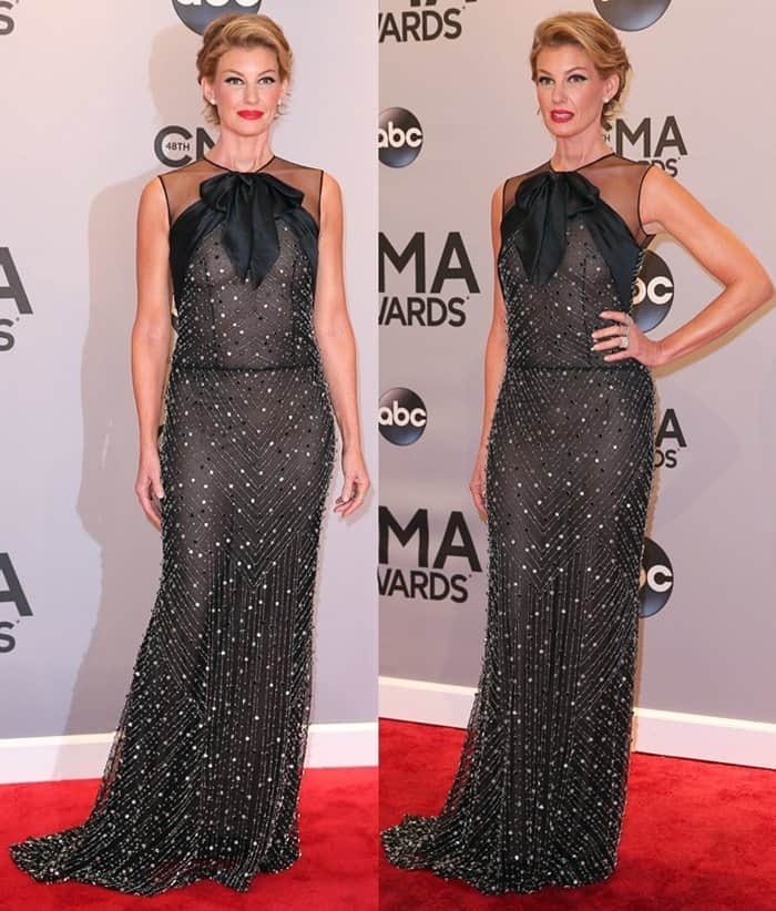 CMA Faith Hill3