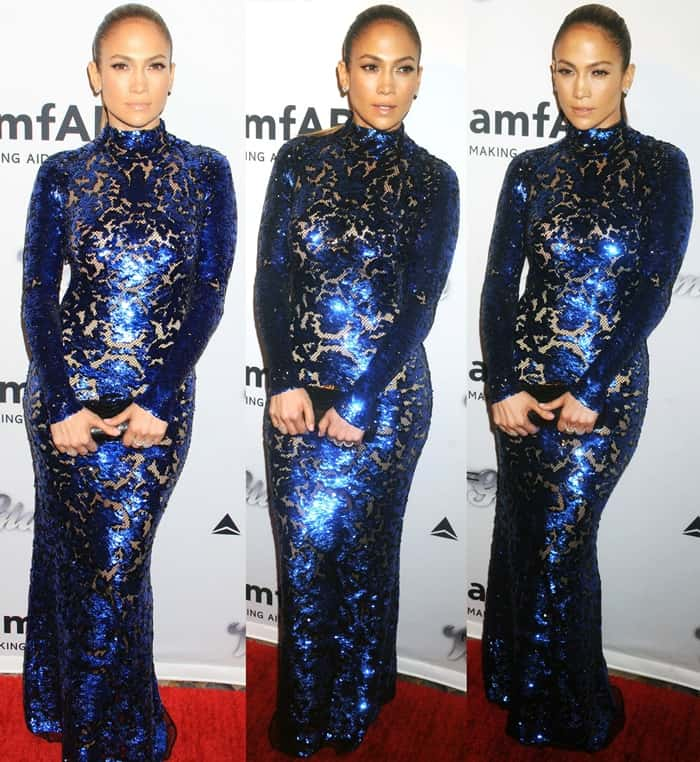 Who Looks Best in Tom Ford\'s Sequined Gown: Liberty or Jennifer?