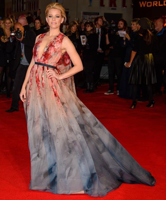 2014 Best Dressed - Elizabeth Banks