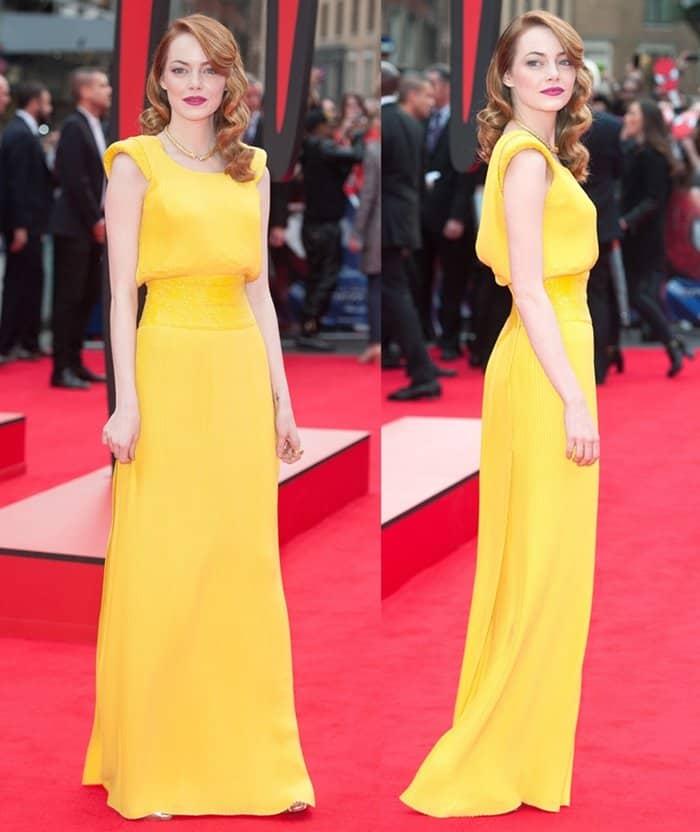 2014 Best Dressed - Emma Stone3