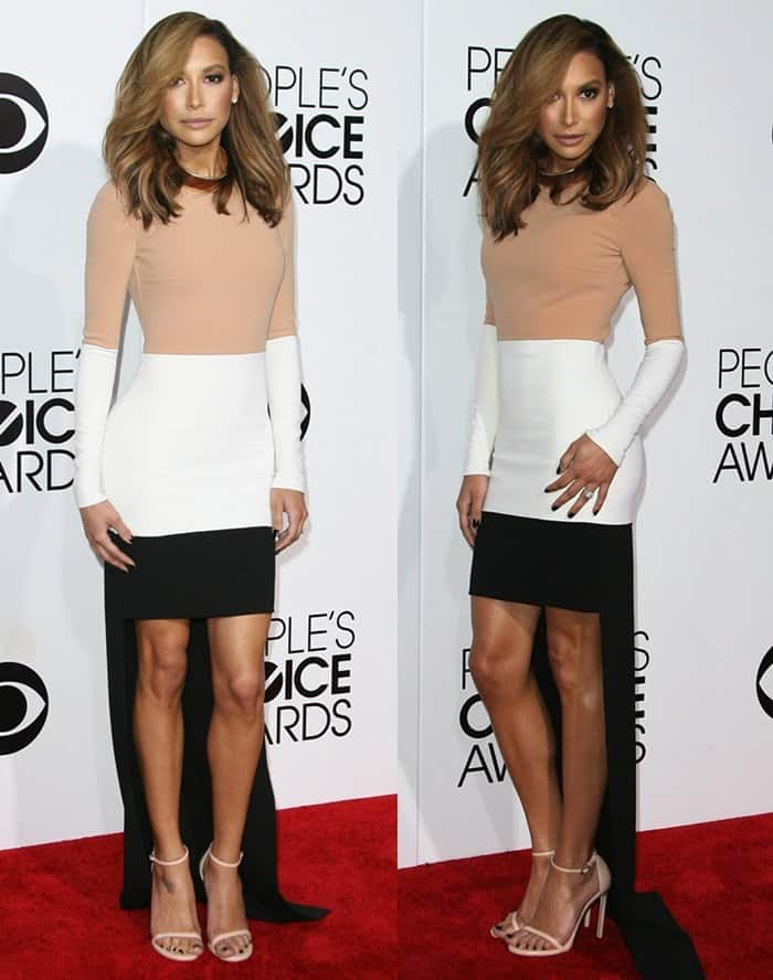 Dress Trend - Naya Rivera3