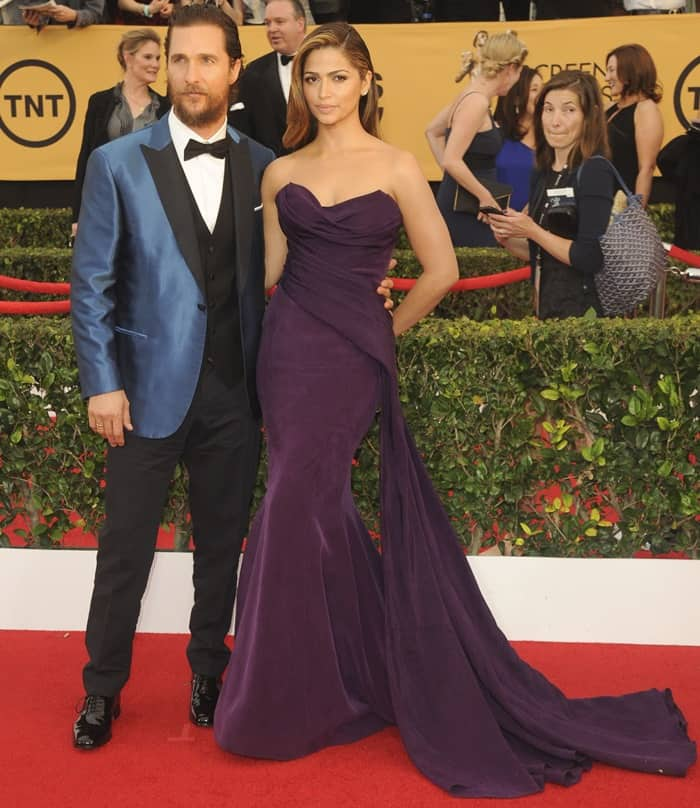Screen Actors Guild Awards Arrivals