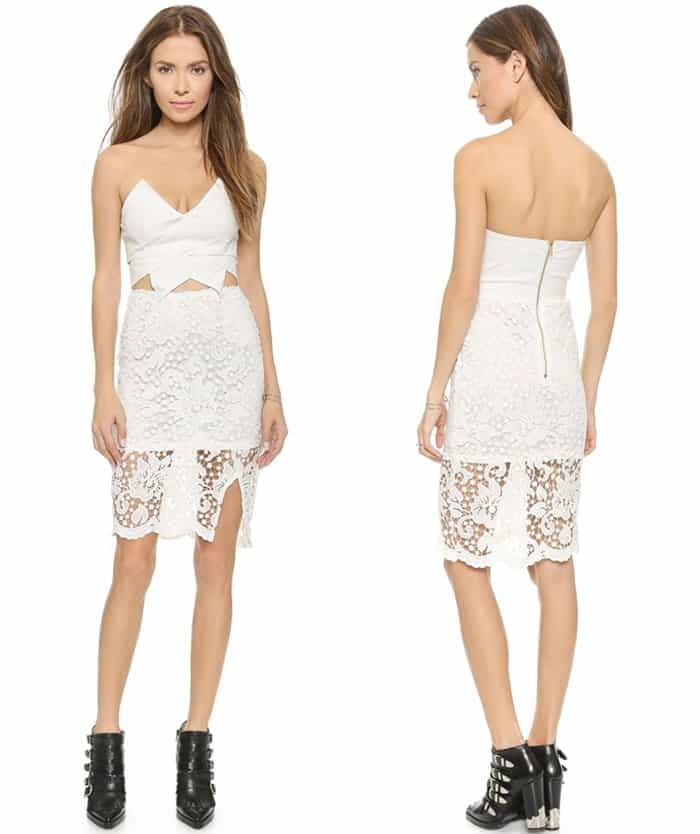 Reverse Jessica Lace Dress3