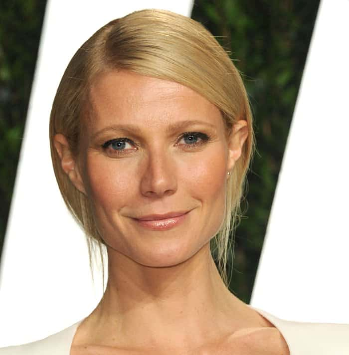 Gwyneth Paltrow at the 84th Annual Academy Awards (Oscars) held at the Kodak Theatre in Los Angeles, California on February 26, 2012