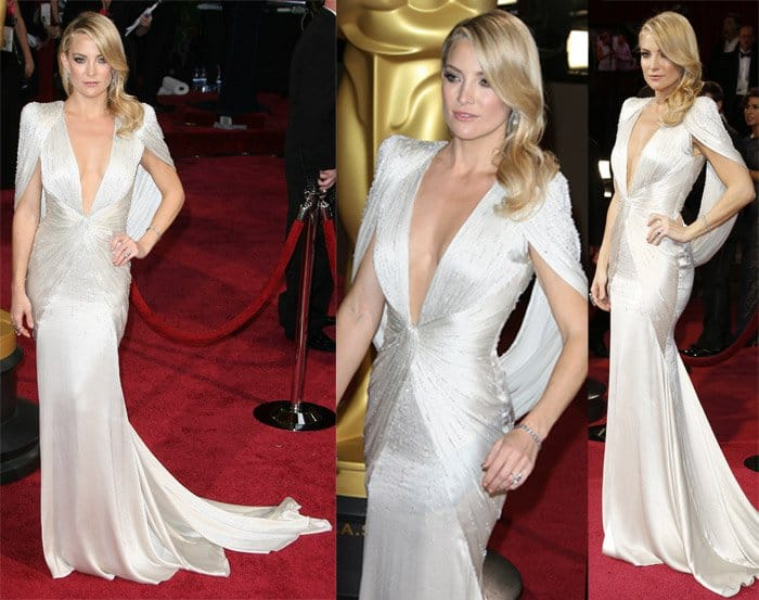 Kate Hudson at the 86th Annual Oscars held at Dolby Theatre in Los Angeles, California on March 2, 2014