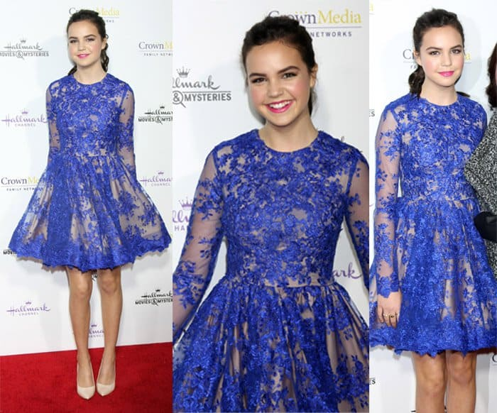Who Looked Best In Lace Jennifer Lopez Or Bailee Madison