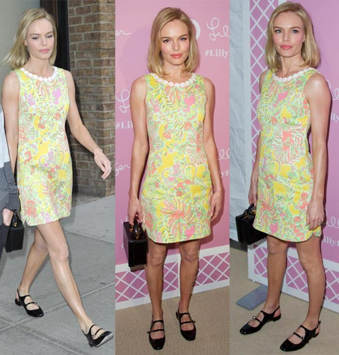 26e8f1073f7 Target and Lilly Pulitzer host a private shopping event to celebrate the Lilly  Pulitzer for Target collaboration with Kate Bosworth in attendance at  Bryant ...