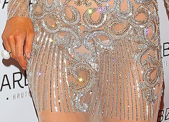 Paris Hilton Charbel Zoe Haute Couture9