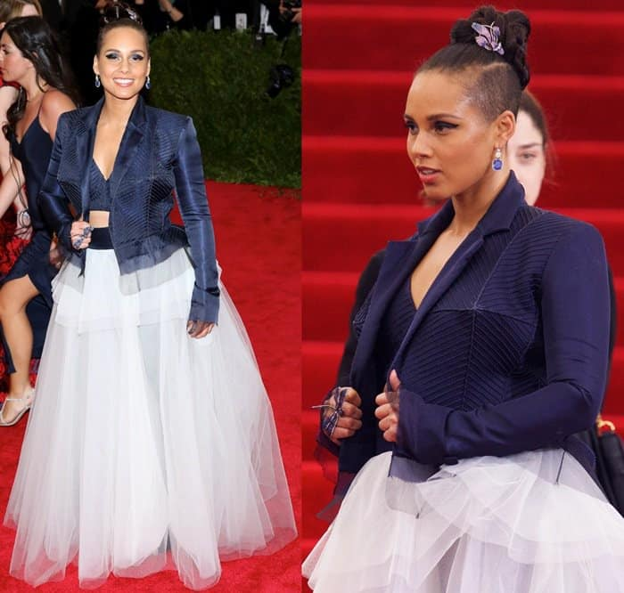 MET Gala 2015 'China: Through The Looking Glass' - Arrivals