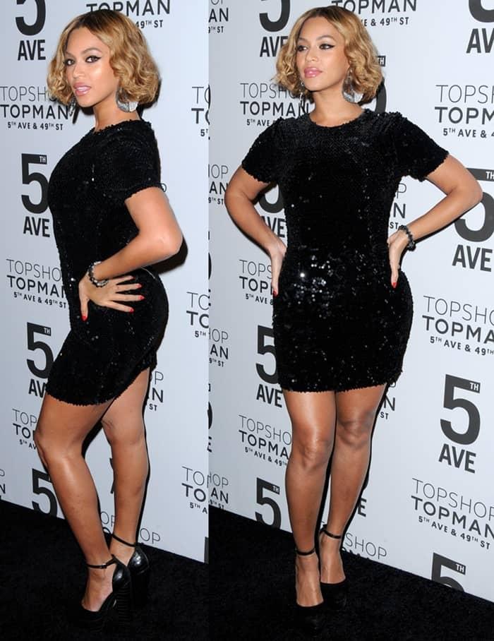 Bargain Dresses Beyonce3