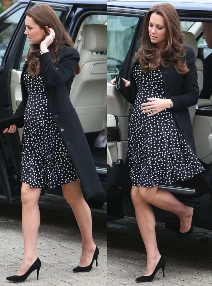 Bargain Dresses Kate Middleton3