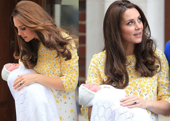 Kate Middleton Baby Girl 10