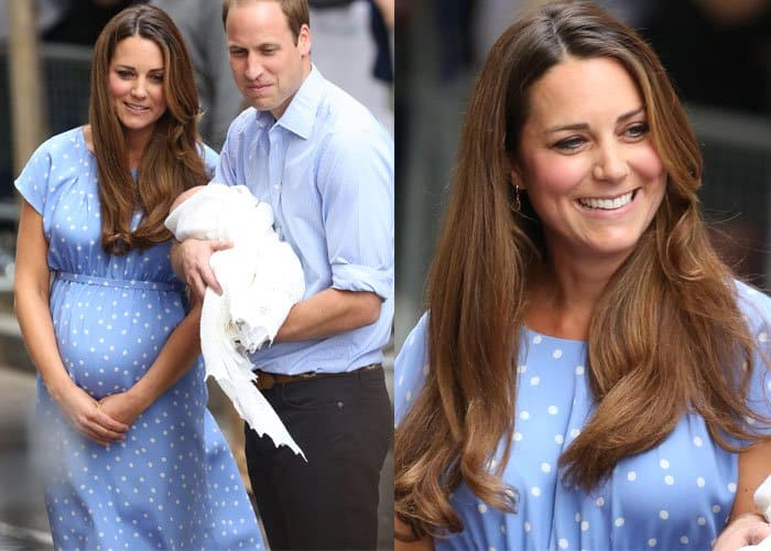 Kate Middleton Baby Girl 12