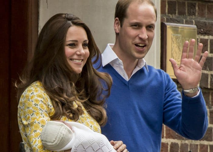 Kate Middleton Baby Girl 4
