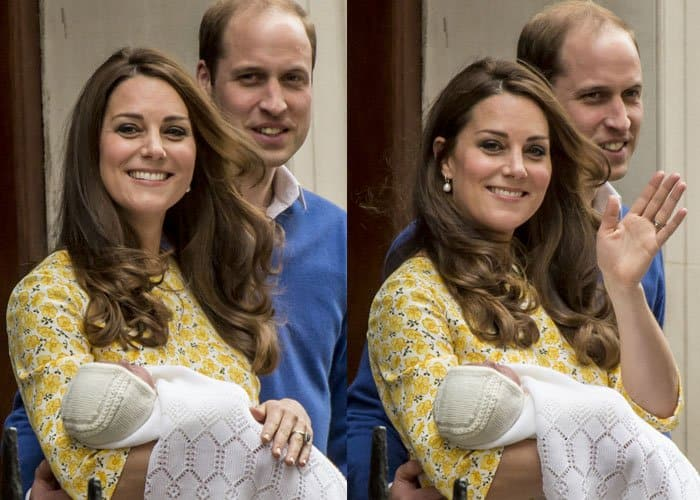 Kate Middleton Baby Girl 5