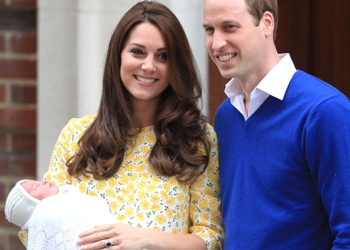 Kate Middleton Baby Girl 9