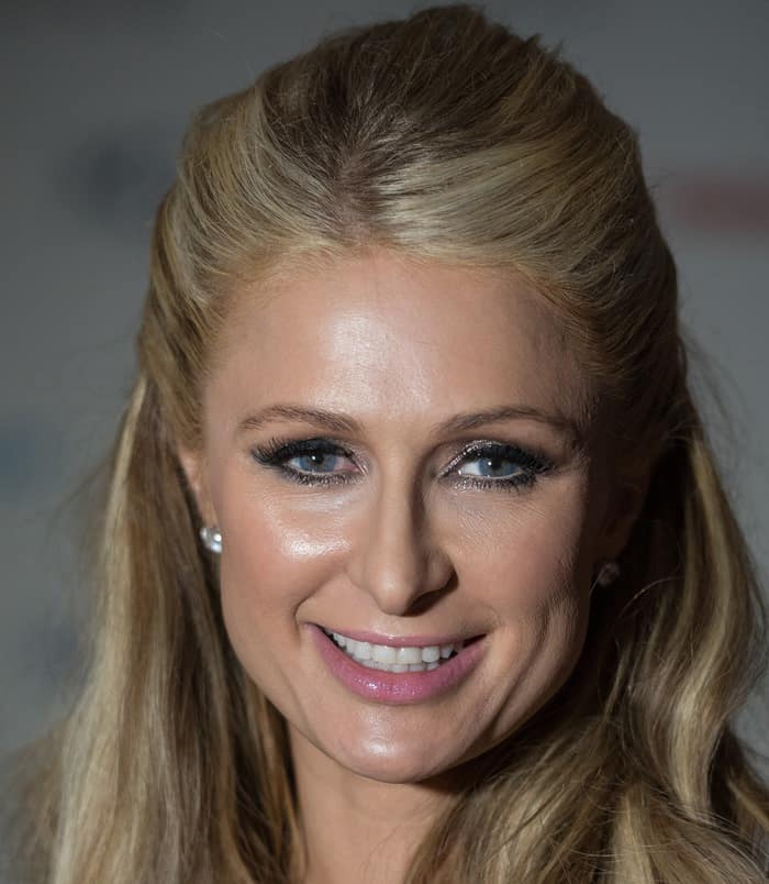 Paris Hilton Barely Covers Naughty Bits In Trashy See