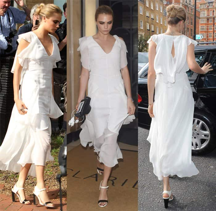 What To Wear To A Summer Wedding As Seen On Celebrity Wedding Guests