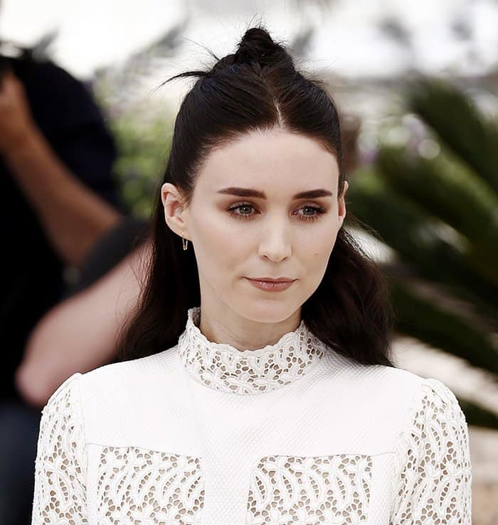"""Rooney Mara at the """"Carol"""" photocall during the 68th Annual Cannes Film Festival"""