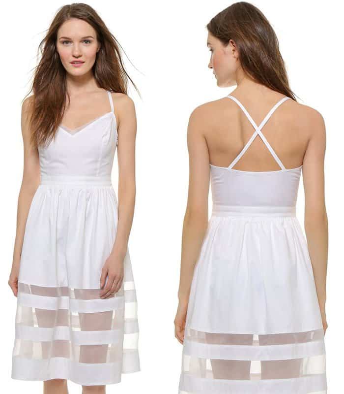 Misha Nonoo Allison Dress