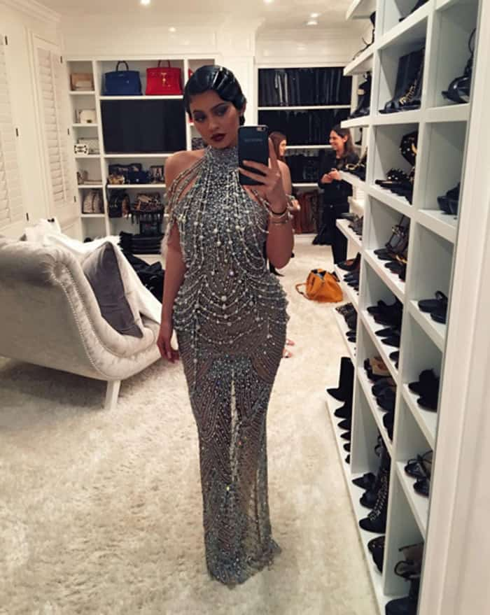 All the Best Flapper-Inspired Looks from Kris Jenner's 60th Birthday Bash