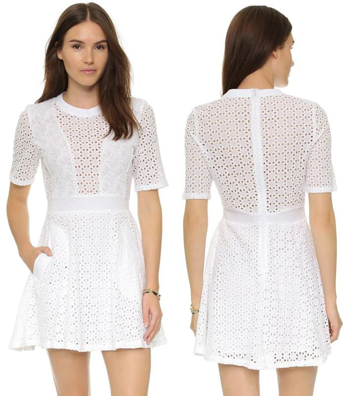 Ryder Leila Lace Dress
