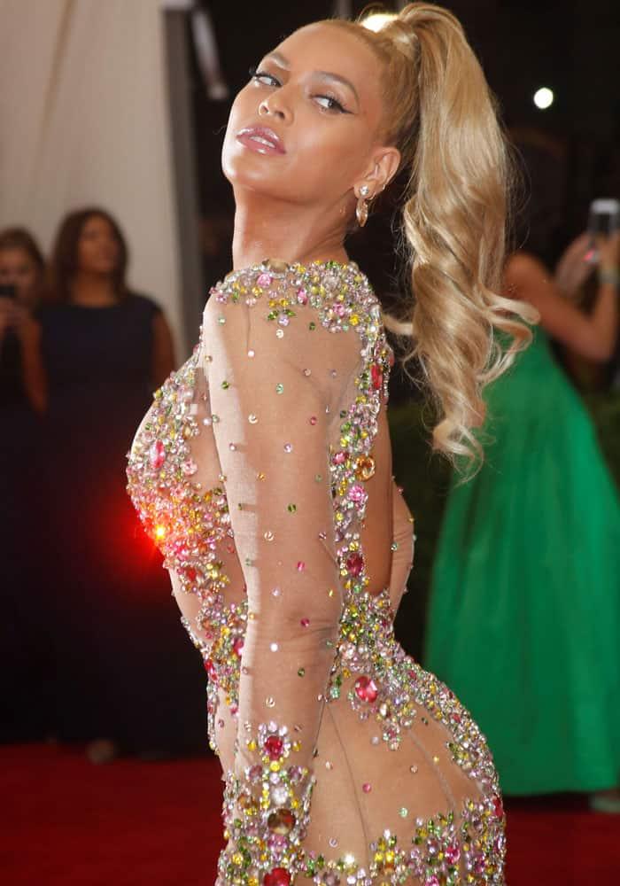 Beyonce Worst Dressed 2015 2
