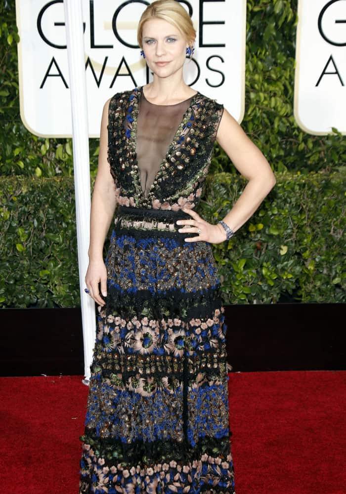 Claire Danes Worst Dressed 2015 1