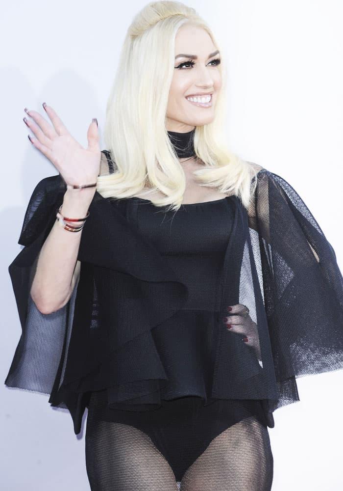 Gwen Stefani Worst Dressed 2015 2