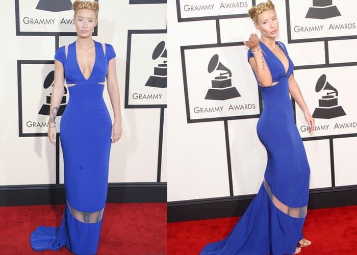 Iggy Azalea Worst Dressed 2015 1