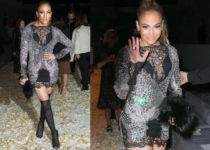 Jennifer Lopez Worst Dressed 2015 1