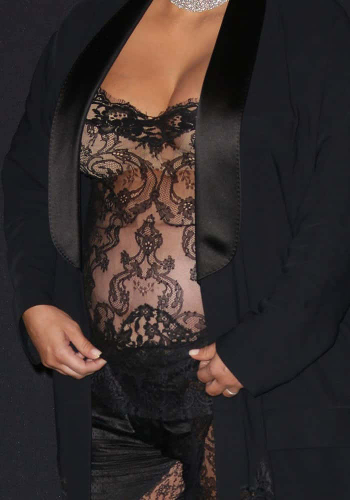 Kim Kardashian Worst Dressed 2015 2