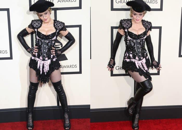 Madonna Worst Dressed 2015 1