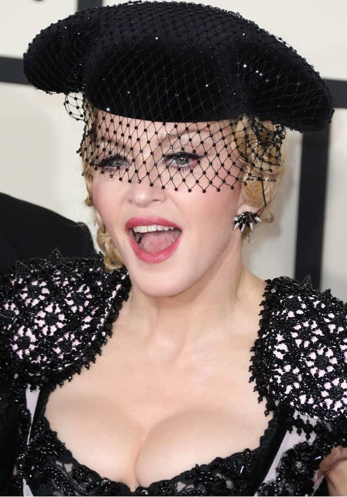 Madonna Worst Dressed 2015 2