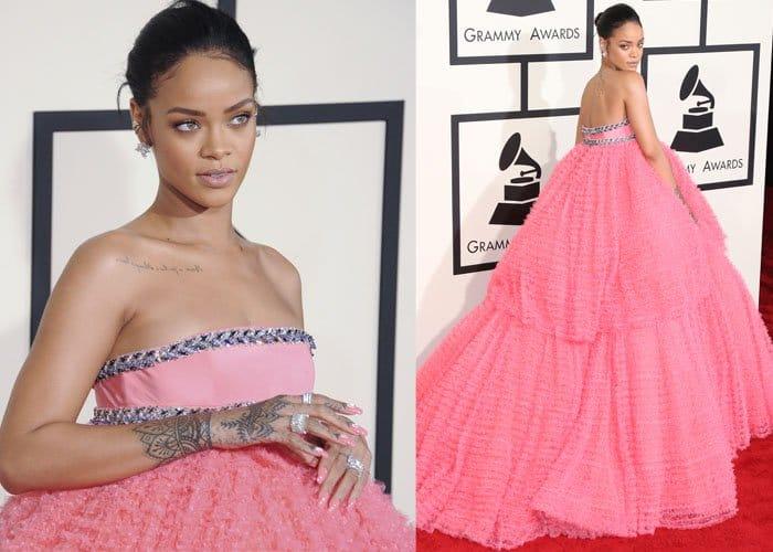 Rihanna Worst Dressed 2015 1