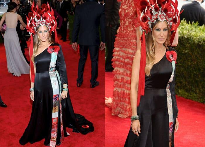 Sarah Jessica Parker Worst Dressed 2015 1