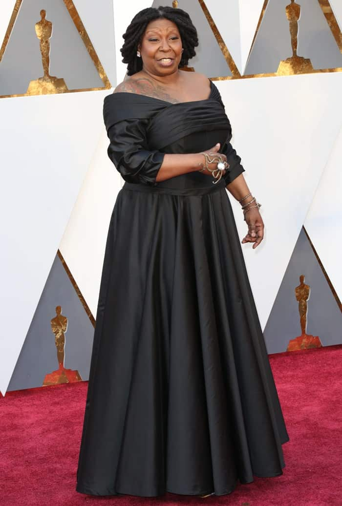 88th Annual Academy Awards - Whoopi Goldberg
