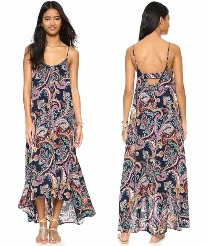 ONE by Pink Stitch Resort Maxi Dress3