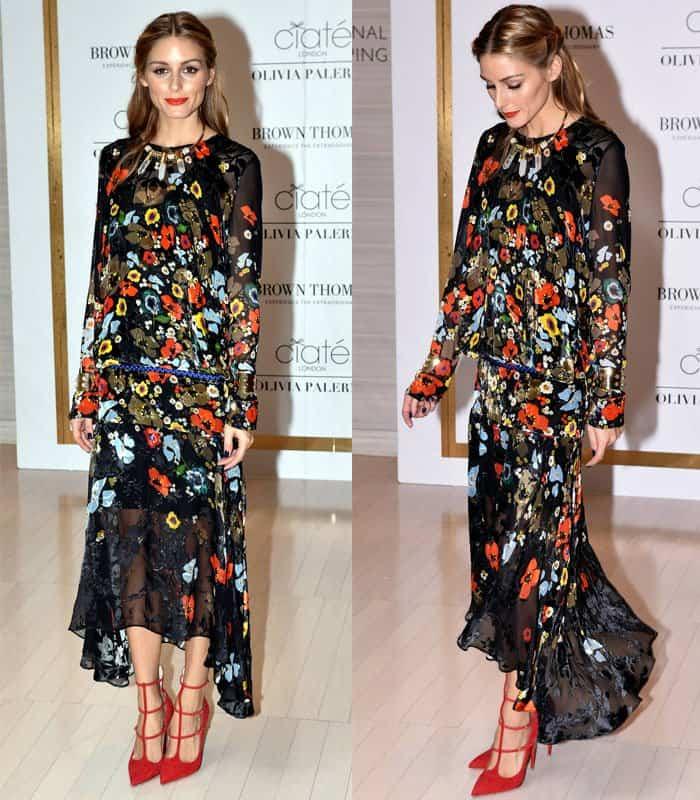 Olivia Palermo style2