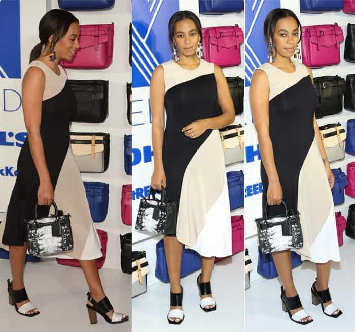 Solange Knowles1