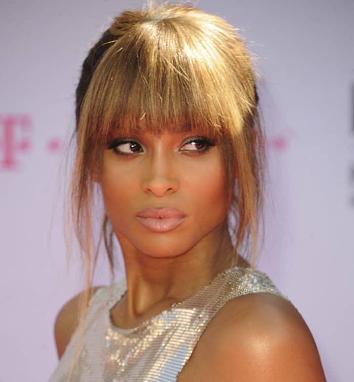 Ciara at the 2016 Billboard Music Awards at T-Mobile Arena in Las Vegas on May 23, 2016