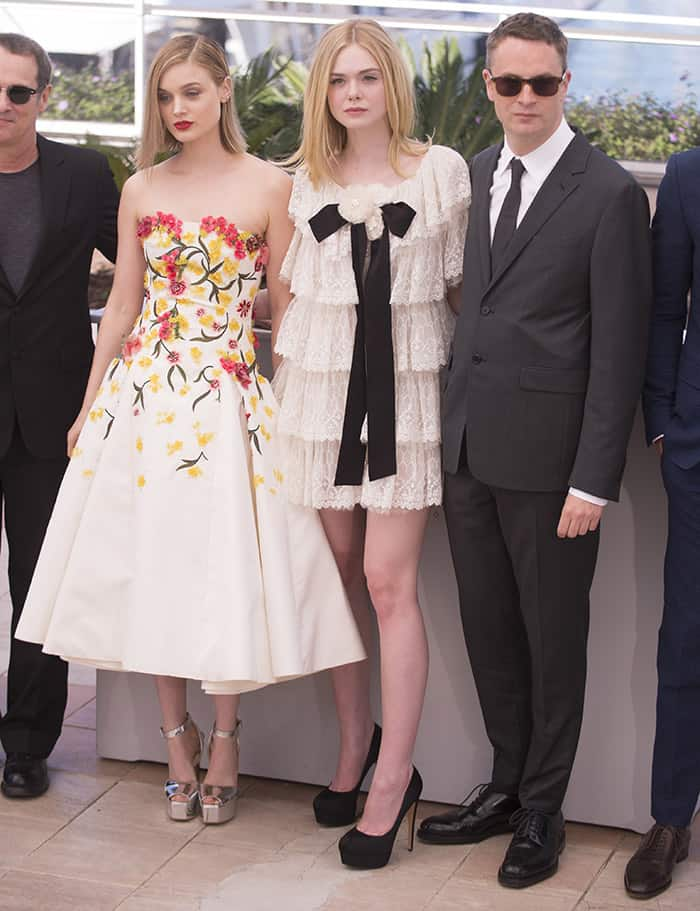 69th Cannes Film Festival - Neon Demon Photocal Cannes