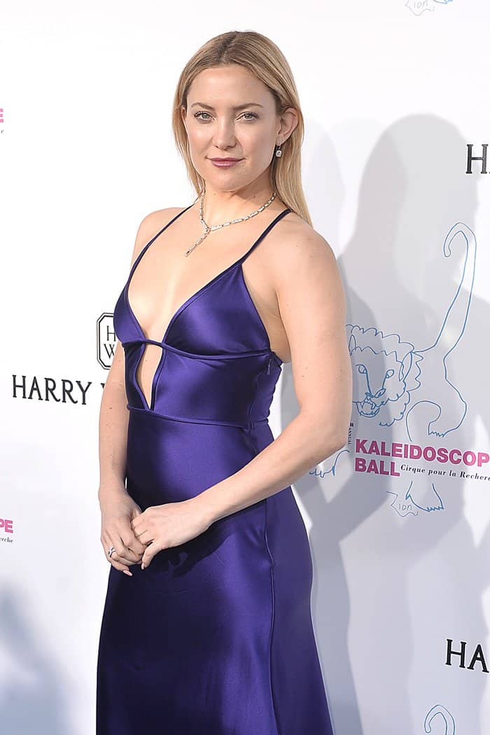 2016 Kaleidoscope Ball held at 3Labs - Arrivals Featuring: Kate Hudson Where: Culver City, California, United States When: 21 May 2016 Credit: FayesVision/WENN.com
