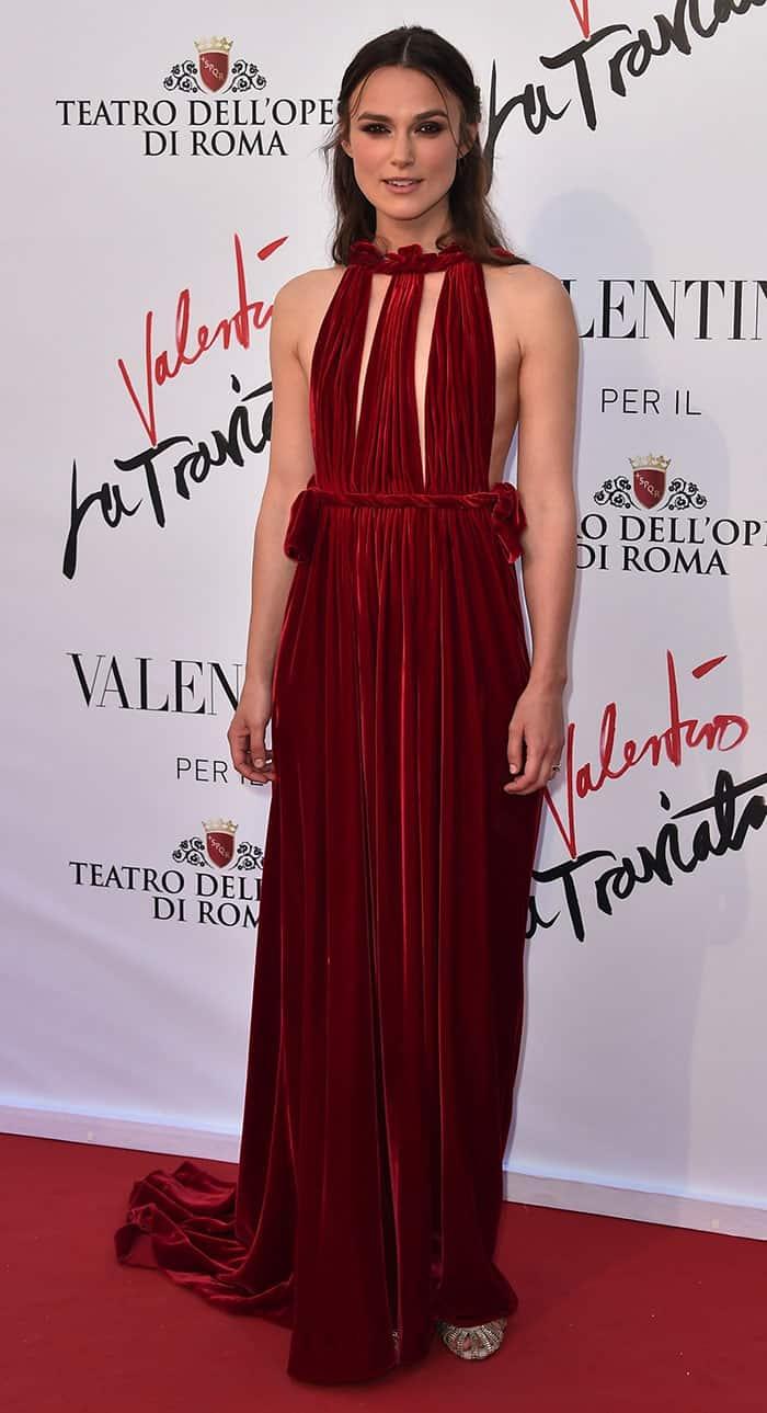 Keira Knightley Valentino Dress1