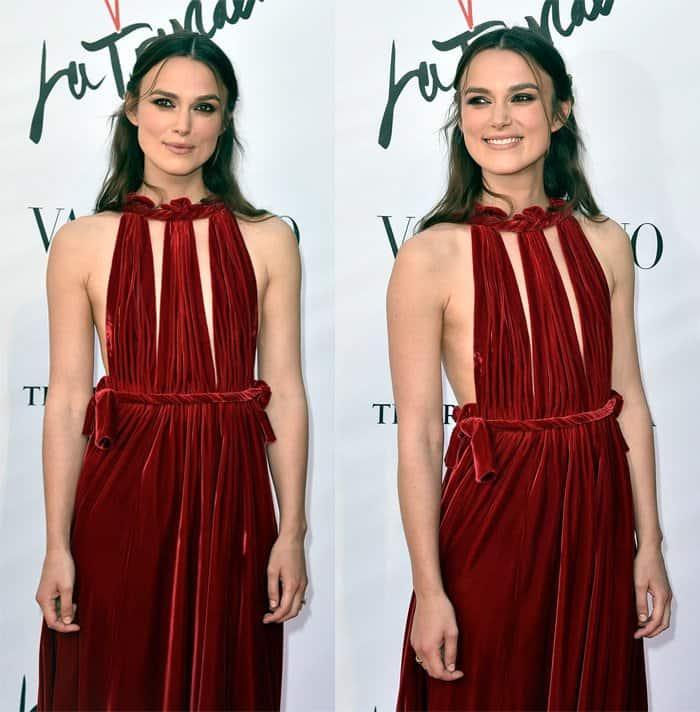 Keira Knightley Valentino Dress2