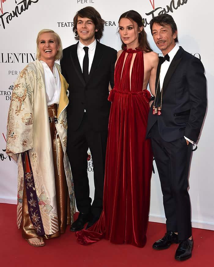 Keira Knightley Valentino Dress4