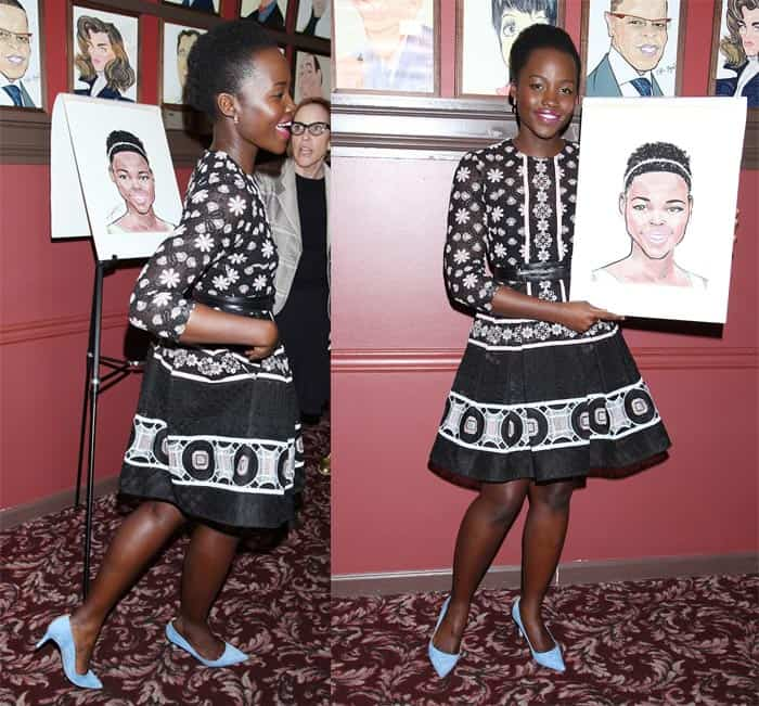 Lupita NyongO Elie Saab Dress3