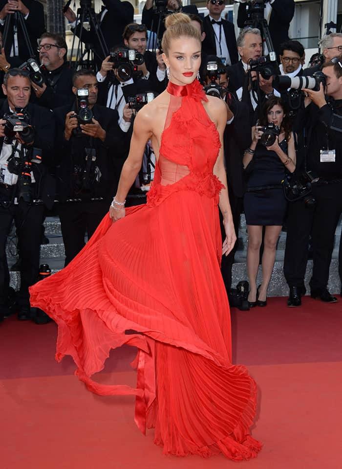 69th Cannes Film Festival - 'The Unknown Girl' (La Fille Inconnue) - Premiere