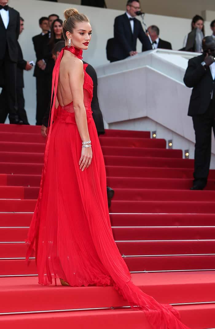 La Fille Inconnue arrivals Cannes